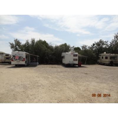 Aire Camping Car Poisson D Argent